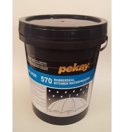 Rubberseal Waterbased Liquid Bitumen Pekay Group