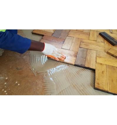 Two-part Waterproof Woodblock & Parquet Adhesive